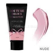Акрил-гель COUTURE Colour Acrylic Gel# NUDE 60ml, фото 1