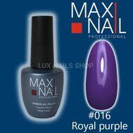 MaxiNail Gel Polish #016 8 ml, фото 1