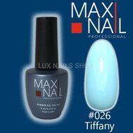 MaxiNail Gel Polish #026 8 ml, фото 1