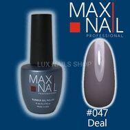 MaxiNail Gel Polish #047 8 ml, фото 1