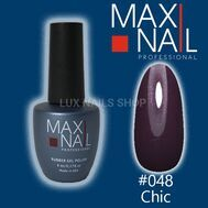 MaxiNail Gel Polish #048 8 ml, фото 1