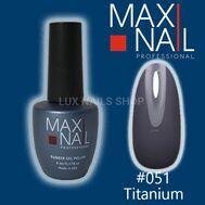 MaxiNail Gel Polish #051 8 ml, фото 1