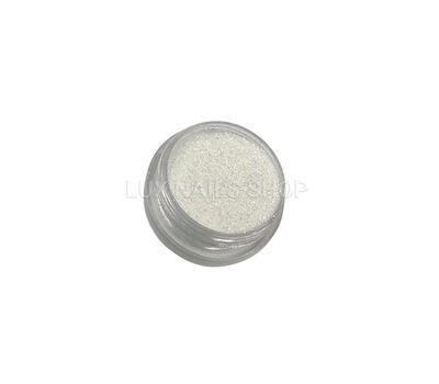 Песок (сахарок) белый с золотом, фото 1