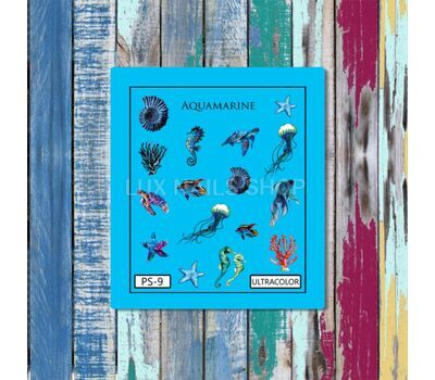 Aquamarine (PS-9), фото 1