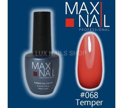 MaxiNail Gel Polish #068 8 ml, фото 1