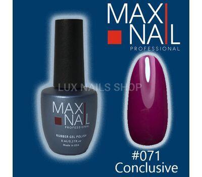 MaxiNail Gel Polish #071 8 ml, фото 1