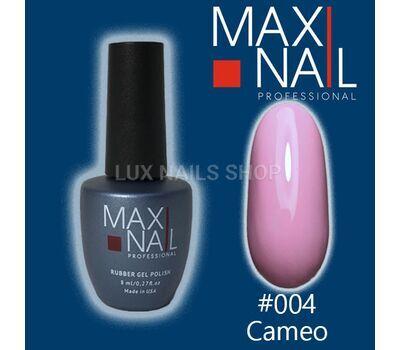 MaxiNail Gel Polish #004 8 ml, фото 1
