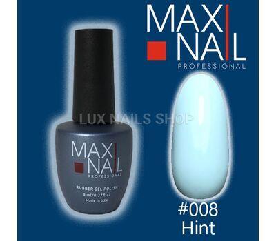 MaxiNail Gel Polish #008 8 ml, фото 1