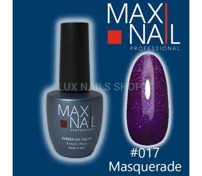 MaxiNail Gel Polish #017 8 ml, фото 1