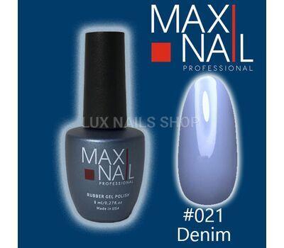MaxiNail Gel Polish #021 8 ml, фото 1