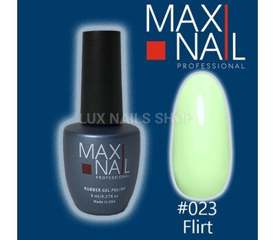 MaxiNail Gel Polish #023 8 ml, фото 1