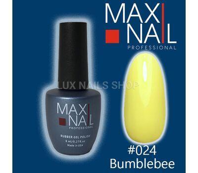 MaxiNail Gel Polish #024 8 ml, фото 1