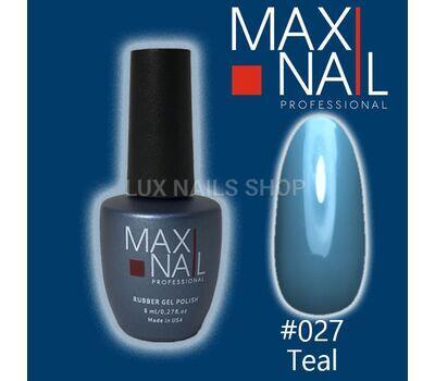 MaxiNail Gel Polish #027 8 ml, фото 1
