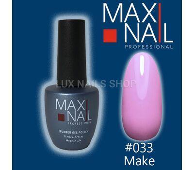 MaxiNail Gel Polish #033 8 ml, фото 1