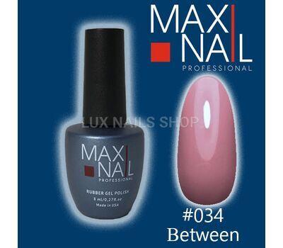 MaxiNail Gel Polish #034 8 ml, фото 1
