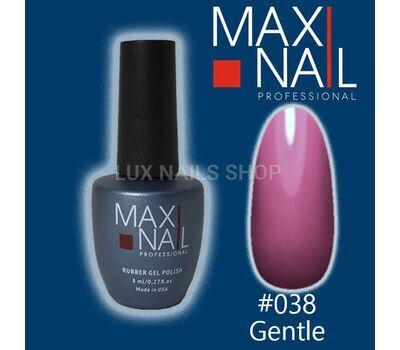 MaxiNail Gel Polish #038 8 ml, фото 1