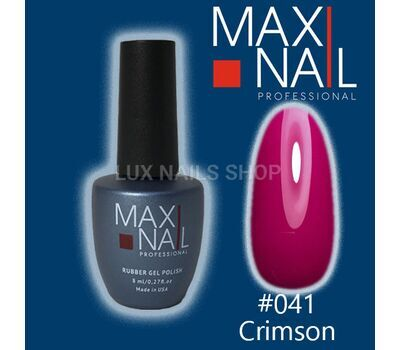 MaxiNail Gel Polish #041 8 ml, фото 1