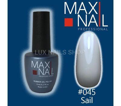 MaxiNail Gel Polish #045 8 ml, фото 1
