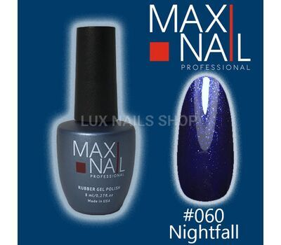 MaxiNail Gel Polish #060 8 ml, фото 1