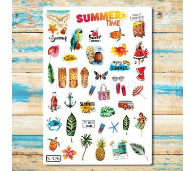 Summer Time (S-126), фото 1