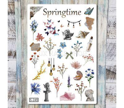 Слайдери Springtime  (S-249), фото 1
